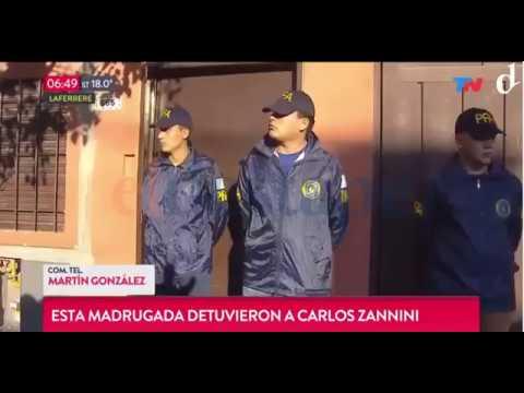 Las risas de un periodista de TN en la transmisión de la detención de D´Elía