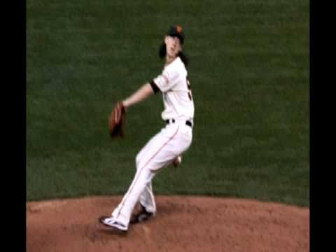 SF Giant's Baseball Ballet