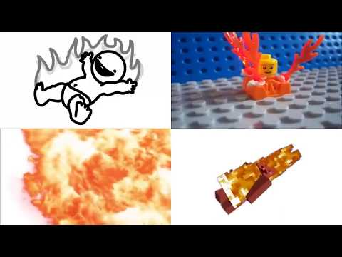 asdfmovie3-real-life-animation-lego-vs-minecraft