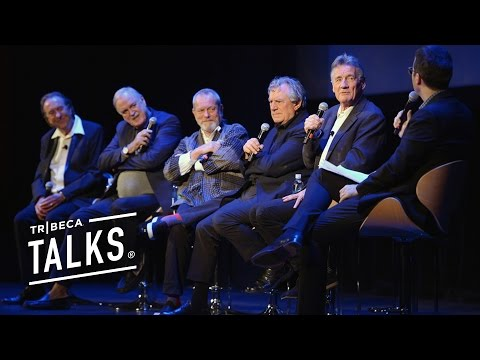 Monty Python Reunion at Tribeca FIlm Festival: Audience is King