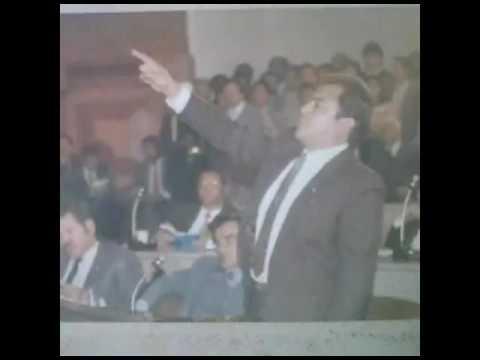 Interpelación al Ministro de Obras Públicas por el diputado de Bolívar JUAN CARLOS CAMACHO 1989