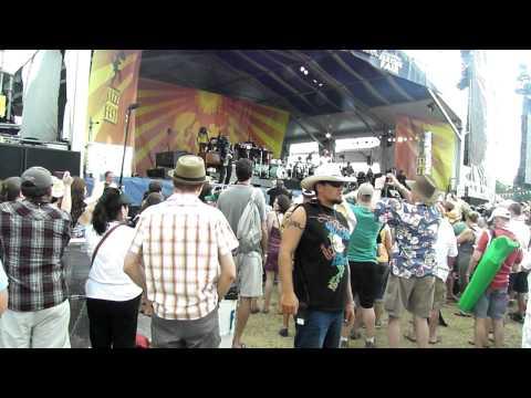kid rock jazz fest 2011