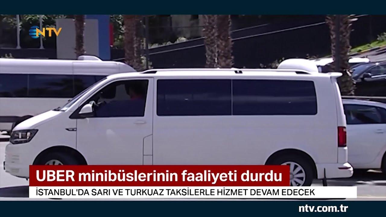 UBER Türkiye Tamamen İptal mi Oldu? Şoförler Şokta!