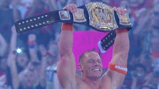 Batista vs. John Cena - WWE Championship Match: WrestleMania XXVI