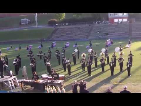 2014 Greer High School Band