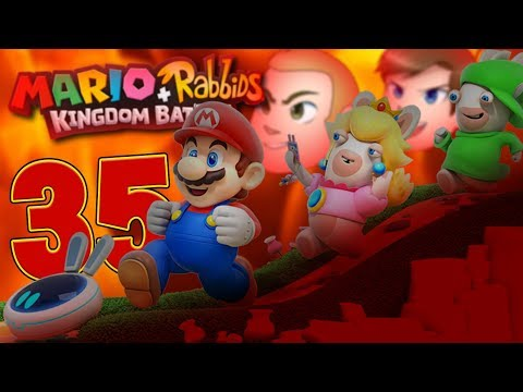 Mario + Rabbids: THE ULTIMATE BOSS - FINALE - Friends Without Benefits