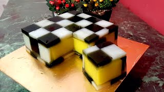 Puding papan catur