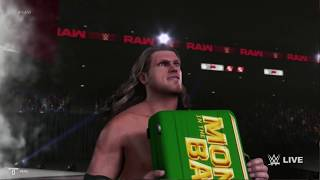 WWE 2K19 Edge Money In The Bank Entrance (PS4/Xbox One/PC)