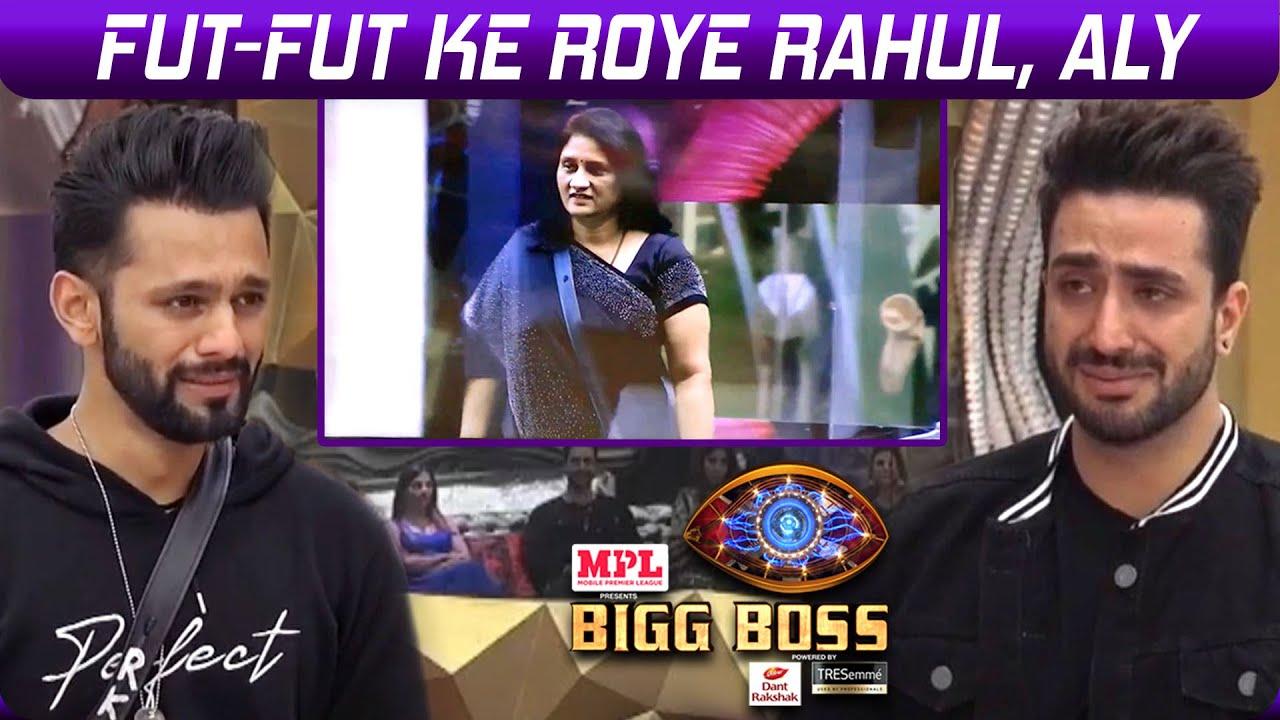 Download Bigg Boss 14: Rahul Vaidya Ko Milne Aayi Unki Maa Geeta Vaidya, Aly Goni Ki Aankhen Hui Nam