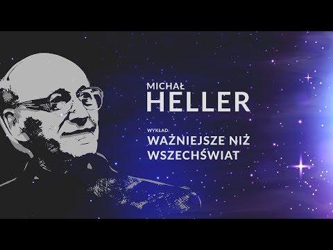 Ważniejsze niż Wszechświat – wykład ks. prof. Michała Hellera
