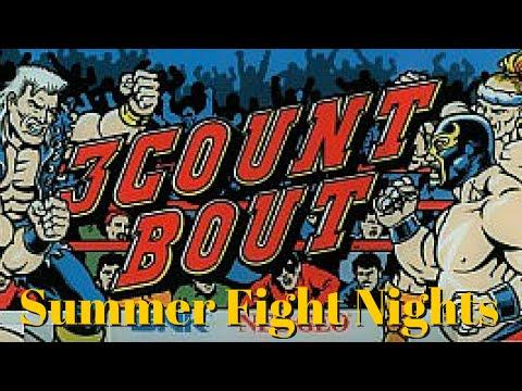 Summer Fight Nights - 3 Count Bout/Fire Suplex (Neo Geo)