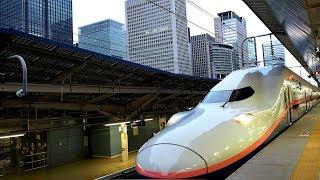 上越新幹線 Maxときで雪国へ (東京~新潟車窓) thumbnail