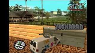 Televicentro San Andreas GTA Mod - Honduras - canal 5 - telesistema -telecadena 7y4
