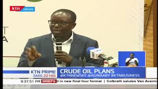 The roadmap towards Kenya becoming an oil producing country