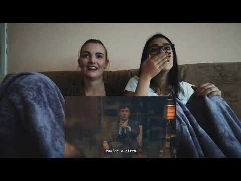 Black Mirror 1x03 Reaction