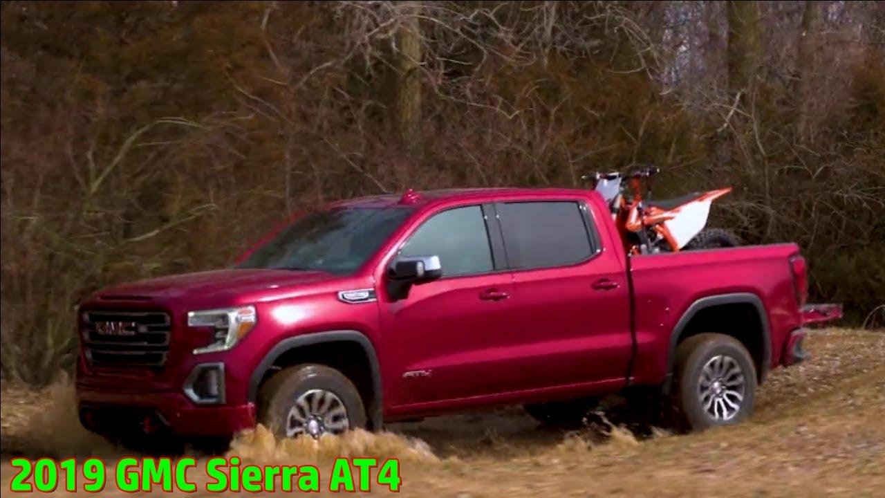 2019 GMC Sierra AT4 - GMC's All-Terrain truck - YouTube