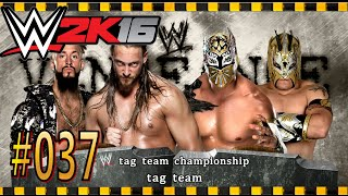 Let's Play: WWE2K16 Universe Mode #037 - LCW Tag Team Division