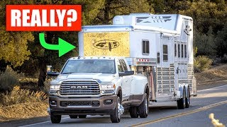 how-much-weight-can-trucks-actually-tow