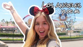 DISNEYLAND!!!🐭🎀| Vlog #6