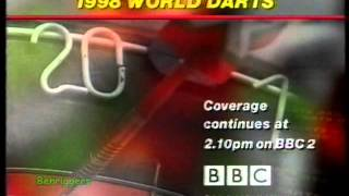 BBC Two Continuity 4th January 1998