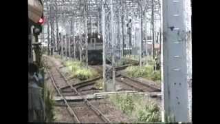南武支線川崎新町駅にて。