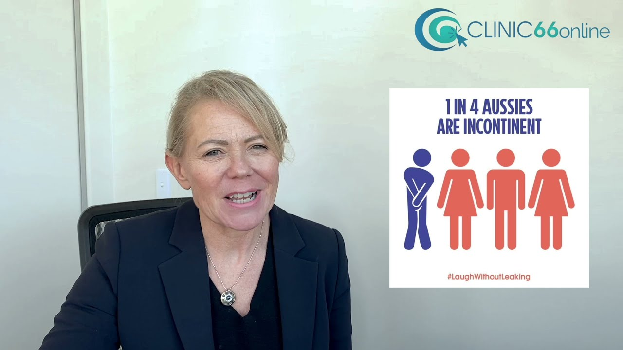 Perimenopause, Menopause, Incontinence and Healthy Aging Services via TeleHealth