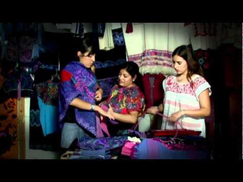SEDESOL- Servicio social Diseño Textil UIA