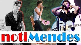 Shawn Mendes quiere que le lancen bragas al escenario *notiMendes*