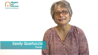 Sandy Quartuccio - Caregiver Training Programs