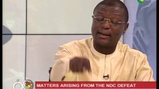 Matters arising from the NDC defeat with Kofi Adams - 24/03/2017