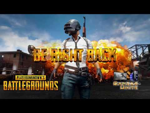PlayerUnknown's Battlegrounds July 30th Gamers Unite group Live Stream