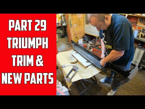 part-29-triumph-acclaim-new-parts-and-sorting-out-the-trim