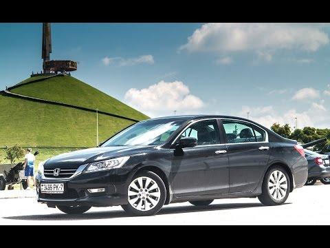 Тестдрайв: Honda Accord (9th) 2.4 Executive, 2013my