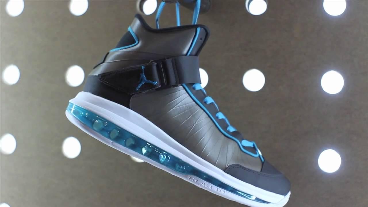 Nike x Jordan x Converse Hybrid Shoe - YouTube 533c698c8