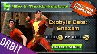 DCUO   Shazam Legend Character Overview