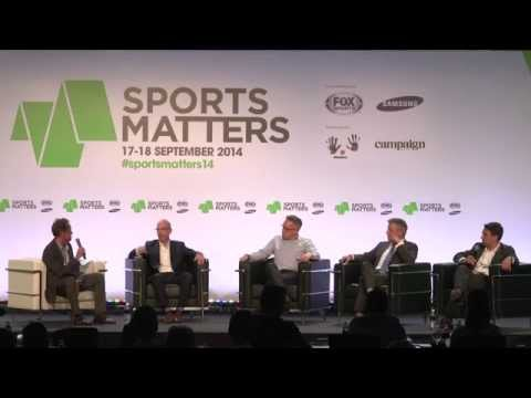 Panel: The next chapter for sponsorship marketing @ Sports M