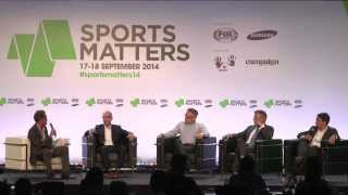 Panel: The next chapter for sponsorship marketing @ Sports Matters 2014