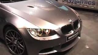 BMW M3 Concept (2007) Videos