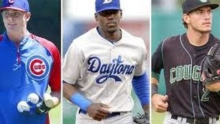 2014 Chicago Cubs Top Prospects