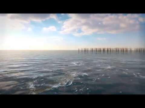 Coastal Defence Scheme Visualisation Clacton to Holland
