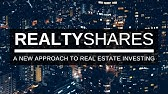 Review of RealtyShares a Real Estate Crowdfunding Website - YouTube
