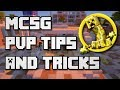 MCSG: PvP Tips & Tricks