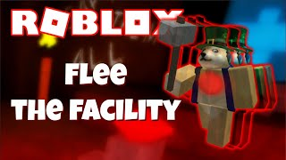 I Might've Screamed a Bit | Roblox Flee the Facility Gameplay