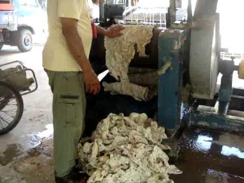 crap rubber process