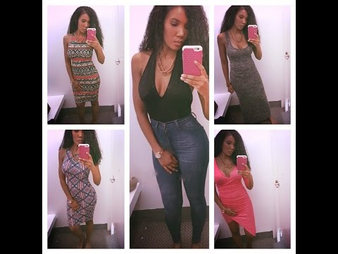 fa7880dea9 THE MIDI MAXI DRESSES & MORE RAINBOWSHOPS FOREVER 21 TRYON HAUL ...