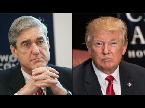 Trump tries to raise red flags about Mueller