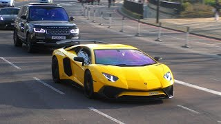 SUPERCARS in LONDON March 2021