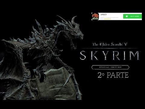 SKYRIM SPECIAL EDITION | 2º PARTE-VIDEO DE AYER | (PC)