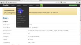 Upgrading Firmware TP LINK MR3420 V 2 to OPENWRT   radioimzers com
