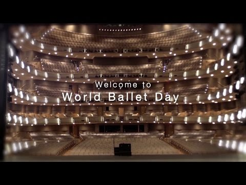World Ballet Day Highlights | 2016 | The National Ballet of Canada